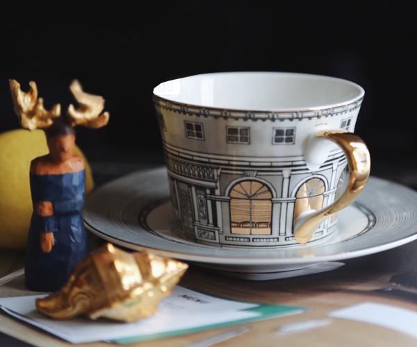 Чайный сервиз Architettura на 4 персоны-10148