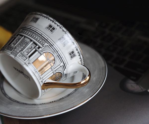 Чайный сервиз Architettura на 4 персоны-10147