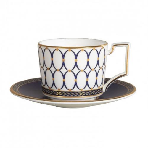 Чайная пара Renaissance Gold-0