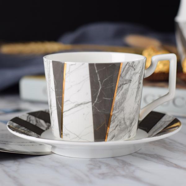 Чайный сервиз Marble Vibes-10219