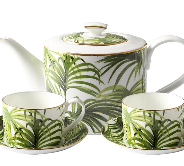 Чайный сервиз Palms-0