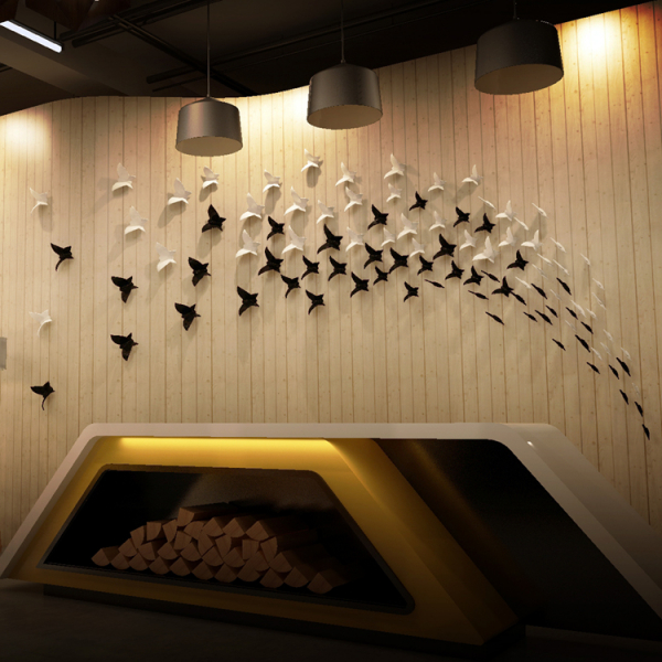 Настенный декор Butterfly 3D-11248