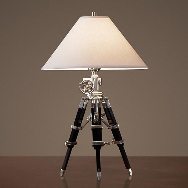 Настольная лампа/торшер Aviator-0