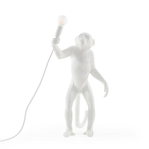 Настольная лампа Monkey Standing-0