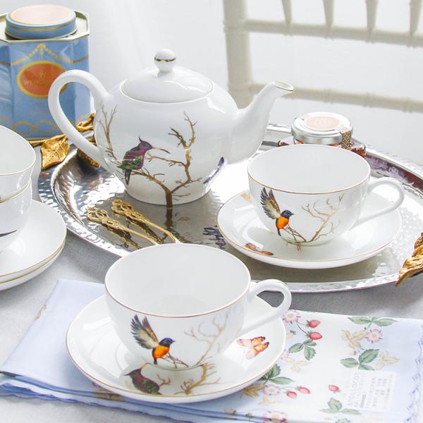 Чайный сервиз Summer Birds-11783