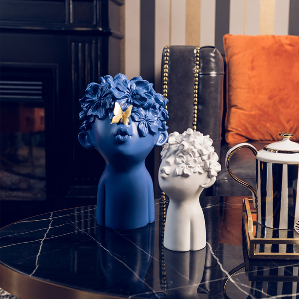 Предмет декора Flower Boy Blue-11898