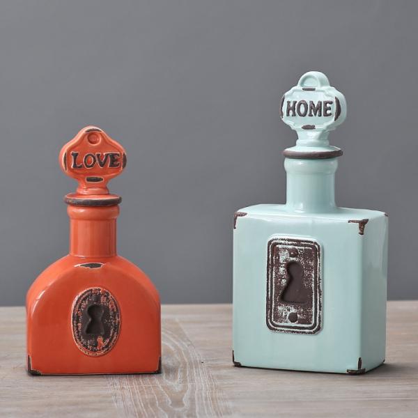 Декоративная бутылка Top Secret Red-0