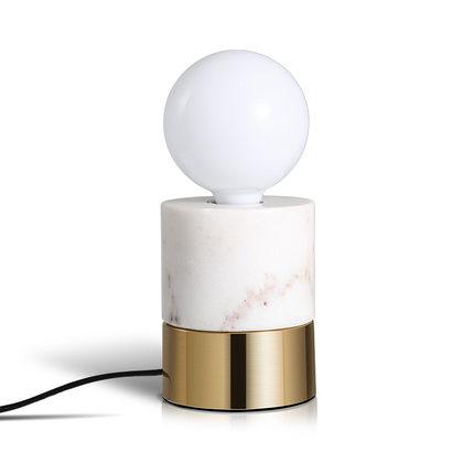 Настольная лампа Marble Small-0