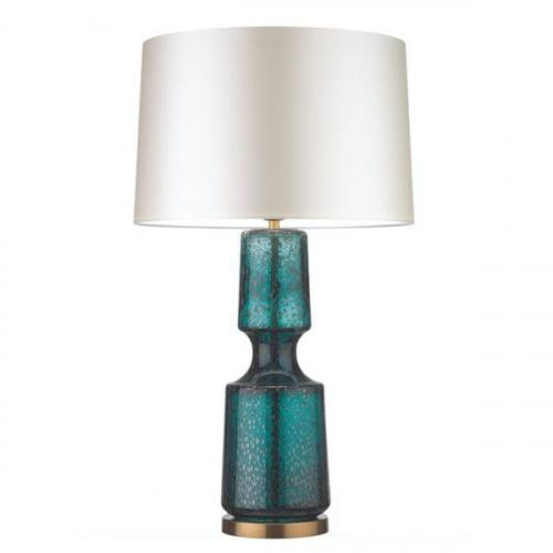 Настольная лампа Tribeca Style Green-0