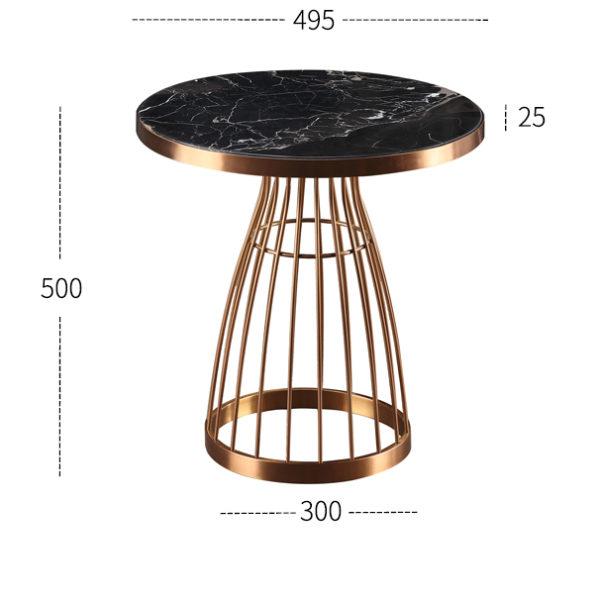 Кофейный столик Marble story lmt-13536