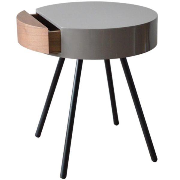 Кофейный столик Hayley Grey-0