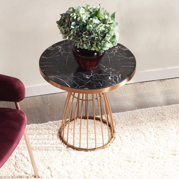 Кофейный столик Marble story lmt-13535