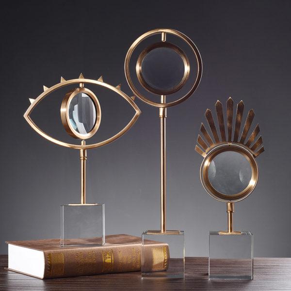Предметы декора Eyes- набор из трех-13018