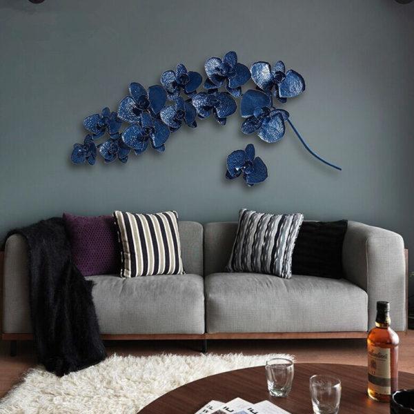 Настенный декор Blue-13320