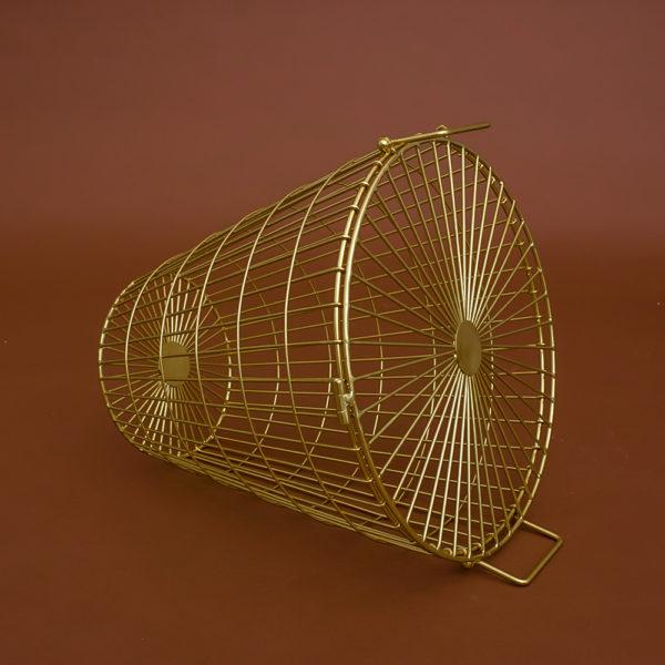 Корзина для белья Timber-13053