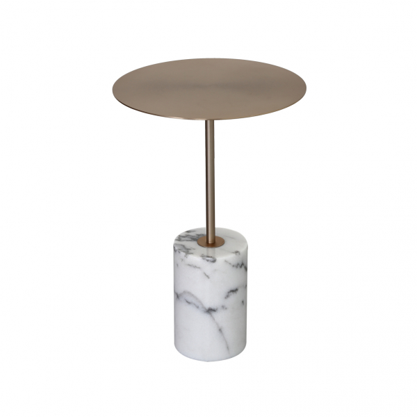 Кофейный столик Thell Golden-0