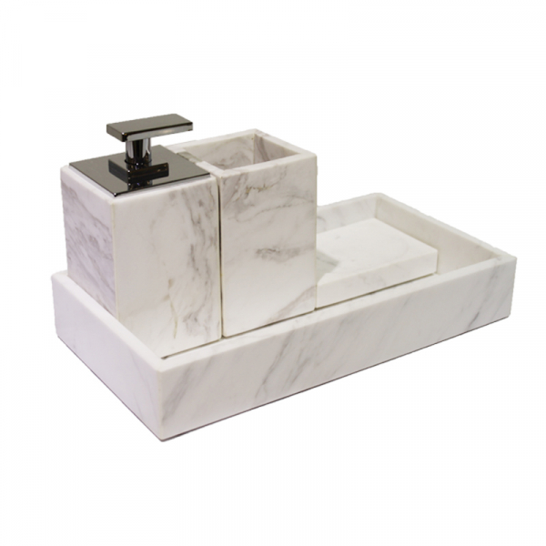 Набор аксессуаров Marble Square-14700