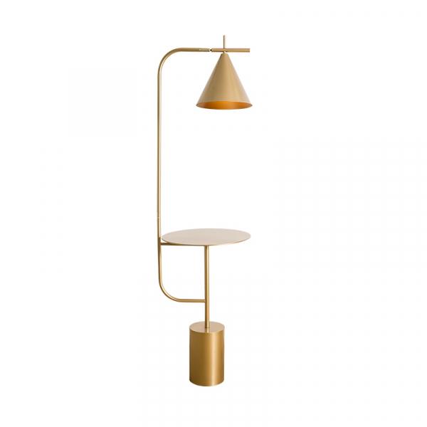 Торшер/кофейный столик Light Art Gold-0